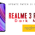 Cara Upgrade Firmware Realme 3 Pro Dark Mode