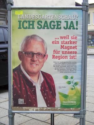 Peter Stocker zur Landesgartenschau Traunstein