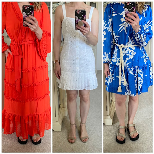 alexis for target angel sleeve and eyelet dresses