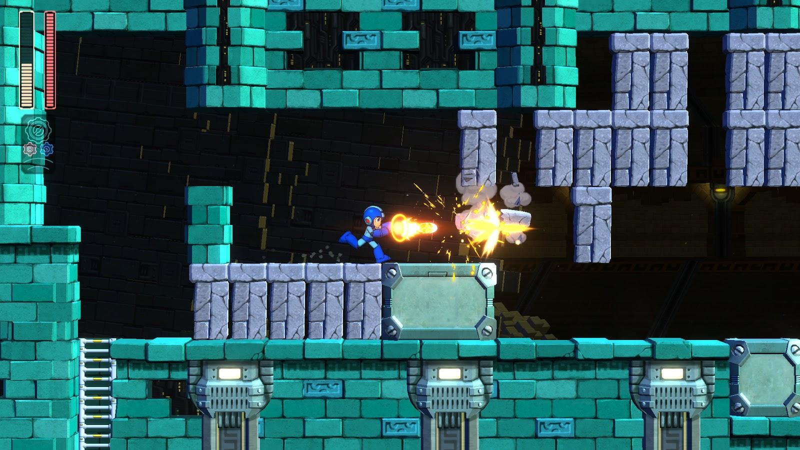 Mega Man 11 PC ESPAÑOL (CODEX) 2