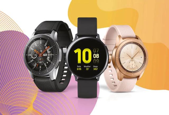 Smasung watchs