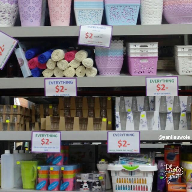 Banyak Barang Murah Dijual Di Factory Outlet Yang Tidak