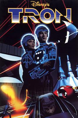 TRON Poster