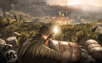 sniper elite v2 remastered gameplay