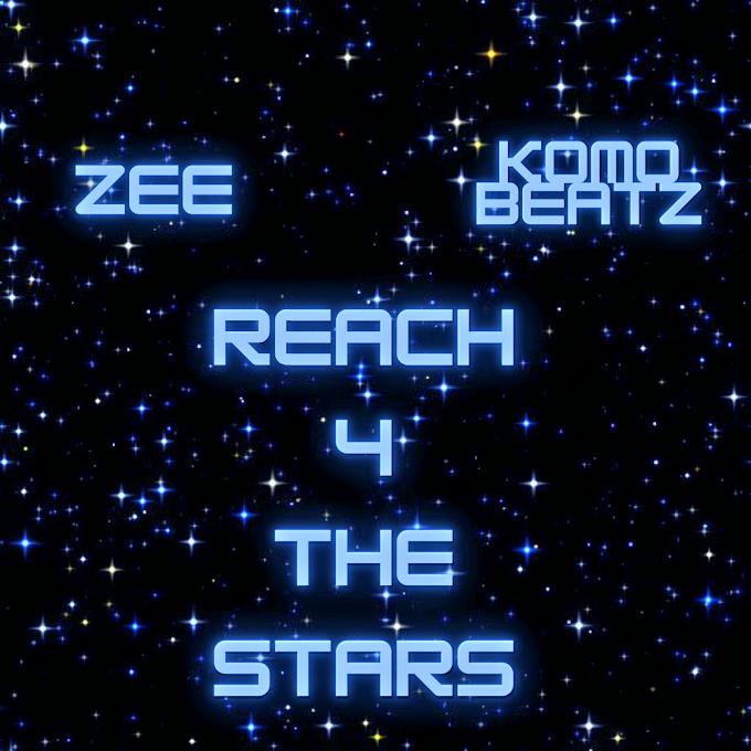 "Zee releases a new single entitled ""Reach 4 Stars"" [feat. Komo Beatz]"