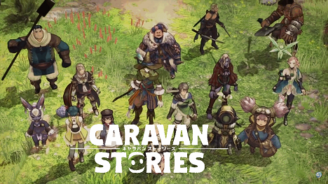 Caravan Stories - Launch Date Teaser Trailer