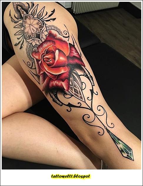 Frauen an schöne tattoos Schöne Tattoos