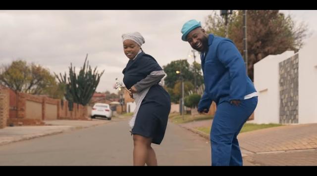 Cassper Nyovest music video Siyathandana