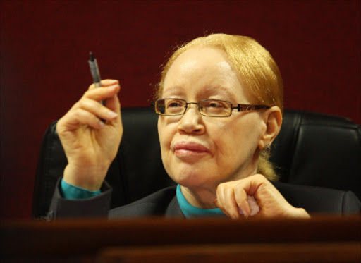 Anti-corruption court judge Mumbi Ngugi  photos