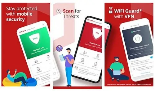 Mobile Security From McAfee