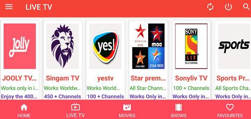 تطبيق Oreo TV
