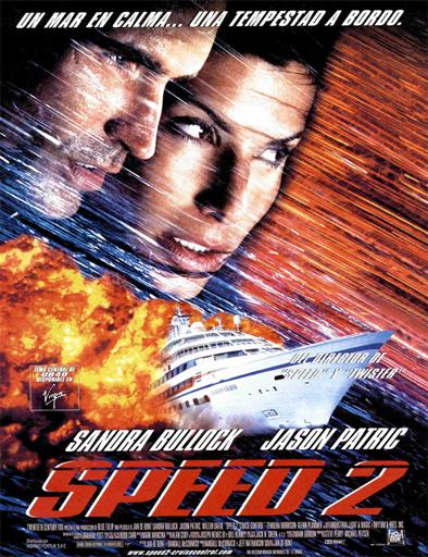 Ver Máxima velocidad 2 (Speed 2: Cruise Control) (1997) Online