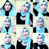 Inilah 10 Style Kreasi Hijab Modern Yang Tengah Populer
