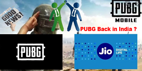 PUBG Back In India Date 2020 - PUBG Launch Date In India - Which Date PUBG Back in Play Store