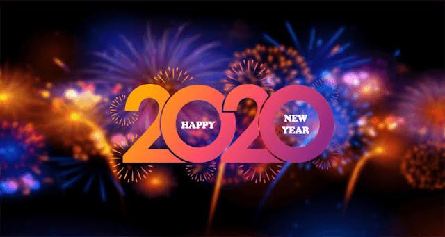 Ucapan Selamat Tahun Baru 2020 di Berbagai Negara