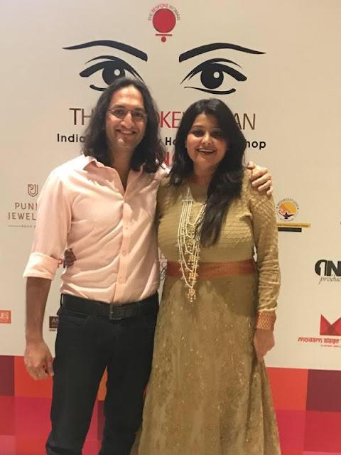 Papa CJ and Kanika Seth