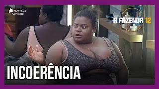 A Fazenda 12 – Peões criticam atitudes de Jakelyne – Peões criticam escolha de Lidi