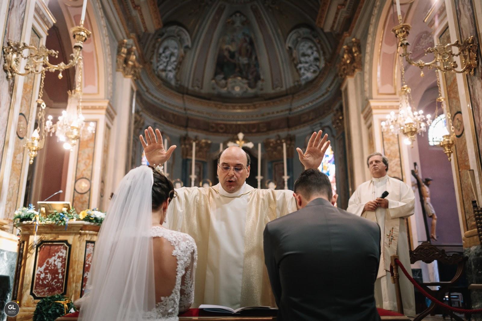 Rito religioso matrimonio