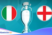 Prediksi Final EURO 2021 Italia vs Inggris, Ayo Siapa Dukunganmu