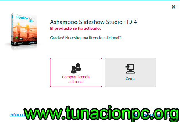Descargar Ashampoo Slideshow Studio HD Final