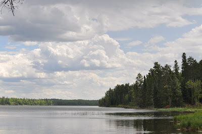 Ride to Itasca State Park