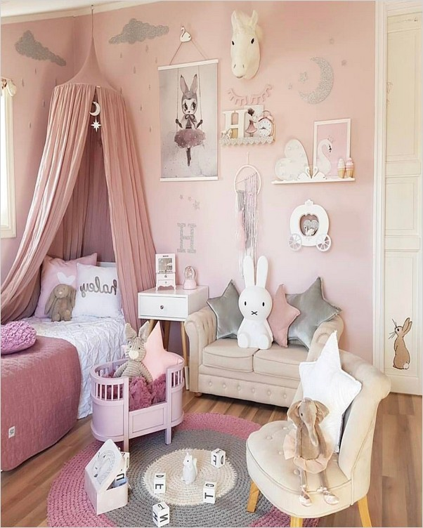 Kids Room Decorating Ideas Home Interior Exterior Decor Design Ideas
