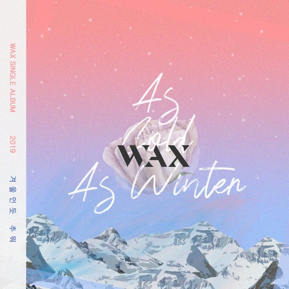 WAX – As Cold As Winter – Single