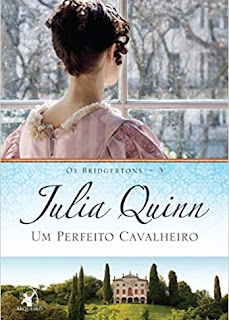 [resenha] UM PERFEITO CAVALHEIRO - JULIA QUINN