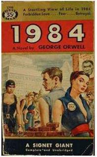 """Cómo medir la cultura de una sociedad: George Orwell """"1984"""""""