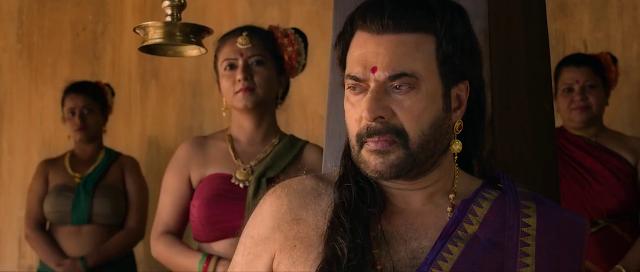 Mamangam (2019) Full Movie Hindi Dubbed 720p HDRip ESubs Download