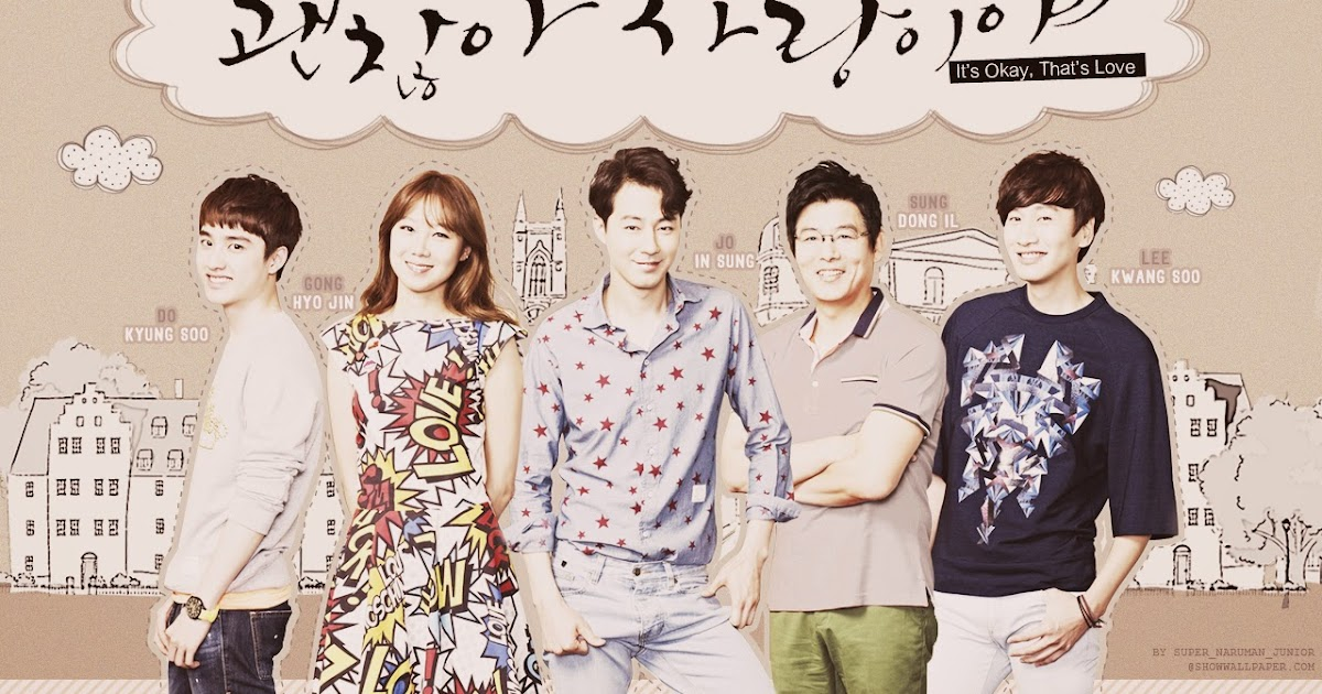 Sinopsis K drama It's Ok, This is Love {2014} - Kumpulan