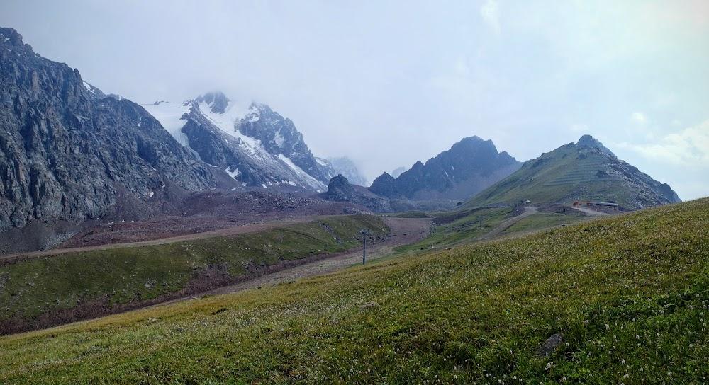 Казахстан. Поход по Заилийскому Алатау (Большая Алматинская кругосветка)