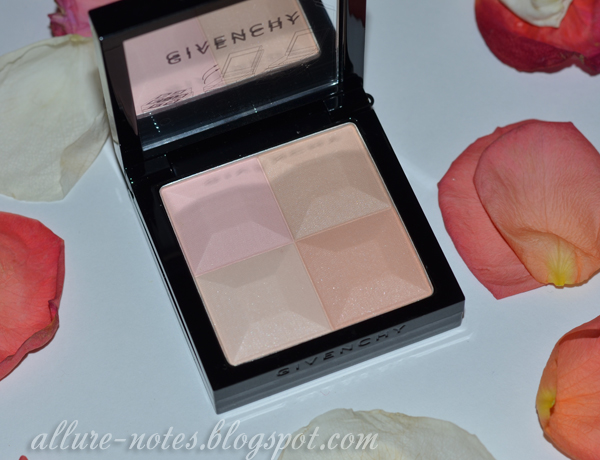 review swatch Givenchy Le Prisme Visage Mat Soft Compact Face Powder