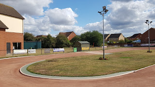 Great Blakenham Cycle Speedway in Suffolk