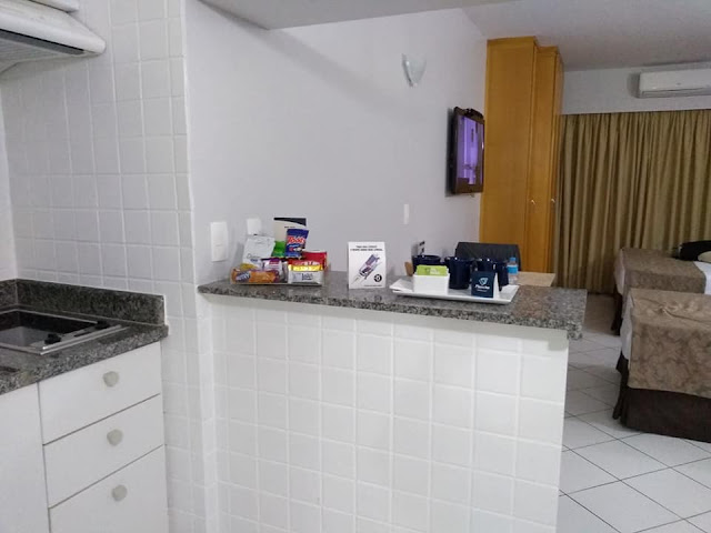 Apartamento do Plaza Inn American Loft