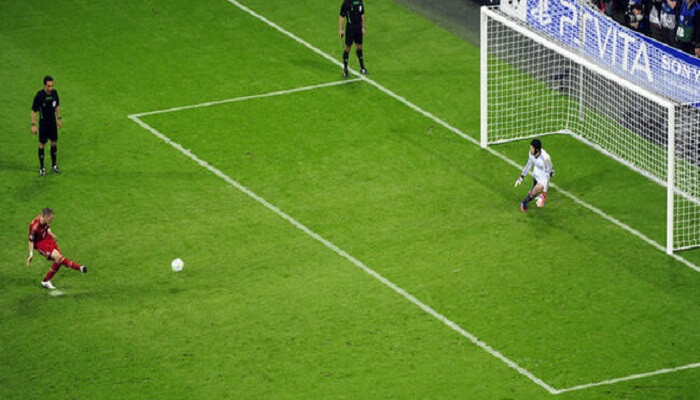 Futbol Kurallarında Yeni Değişiklik - Penaltı Atışlarında Kaleci Duruşu - Kurgu Gücü