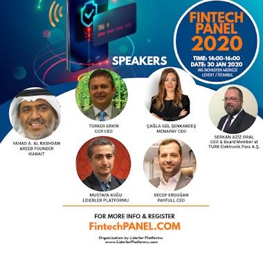 Fintech İnovasyon Zirvesi - 30 Ocak Fintech Panel