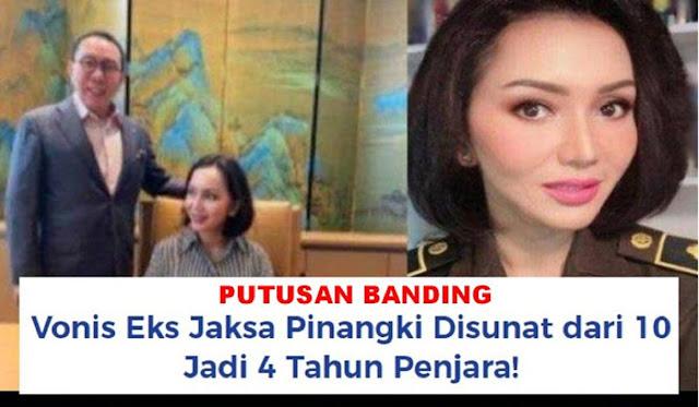HEBOH! Kicauan Akun @DalamIstana: Ada Setan Merah Dibalik Penyunatan 6 Tahun Masa Tahanan Jaksa Pinangki