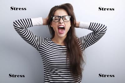 stress marah marah