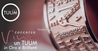 Logo Vinci gratis gioielli INFINITUUM Oro con brillanti