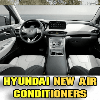 Hyundai develops new technologies for air conditioners for its vehicles