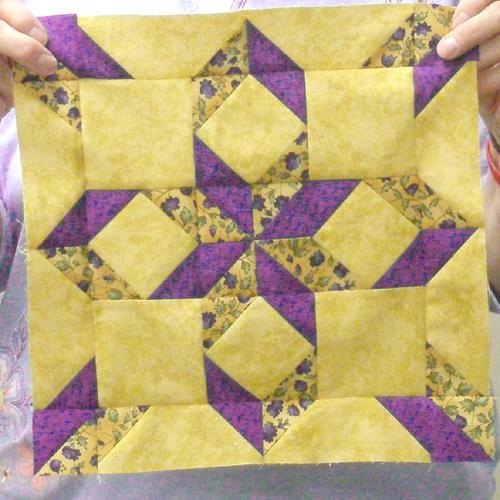 West Virginia - Free Quilt Pattern