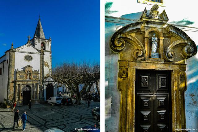 Igrejas de Óbidos, Portugal