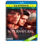 Supernatural Temporada 3 BluRay 1080p Dual Latino Ingles