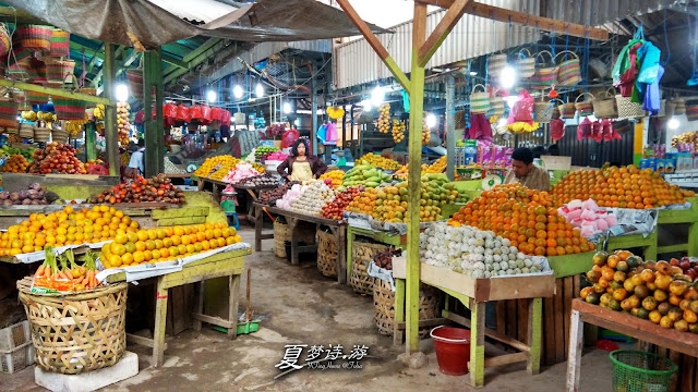 Brestagi Fruit Market