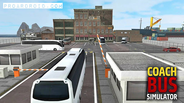 Coach Bus Simulator 2017 مهكرة