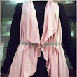 Pinkish Andalusia Vest