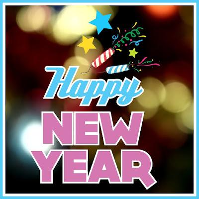 happy new year romantic photos