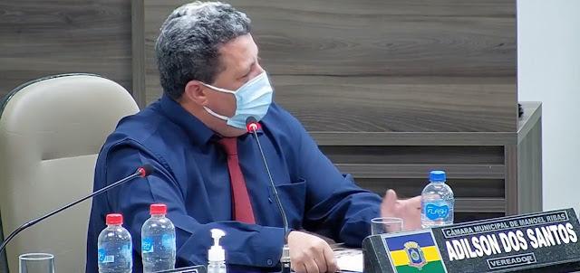 """Manoel Ribas: Vereador """"Ticão"""" faz indicação para nomenclatura da estrada Bela Vista"""