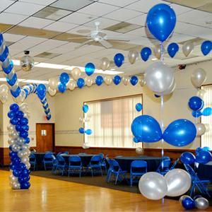 aneka dekorasi balon ada di wahanaballoon